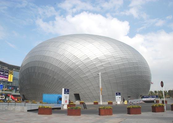 铝镁锰屋面板工程