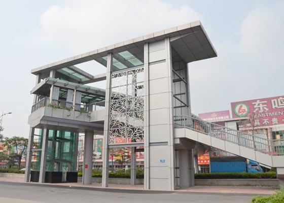 北京铝单板工程