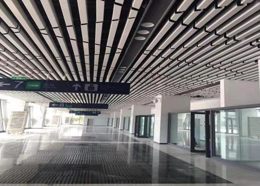 天通苑北交通枢纽铝单板工程